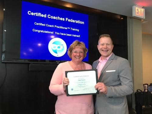 Certified Coaching Certificate
