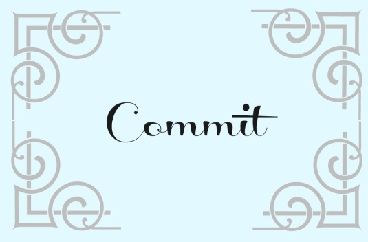 Commit